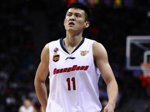 凿穿辽宁!广东二当家打出巨头范 世界杯若有他男篮能进奥运?