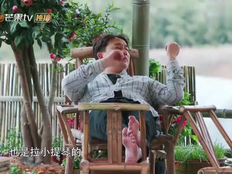 向往2:黄磊跟张杰讨论育儿经,为了让多多练钢琴,真是操碎了心