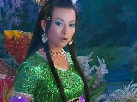 《西游记续集》的几位美女,你最喜欢哪个?刘丹车祸丧生令人惋惜