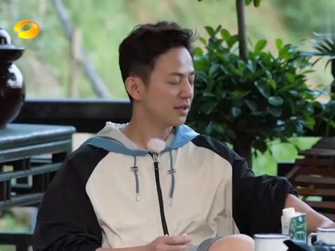 向往3:张继科回应不当乒乓球教练,说出原因后,何炅瞬间懂了!