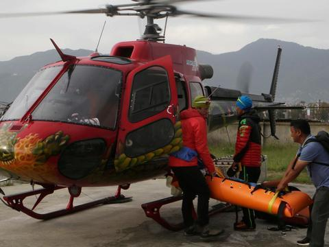 强势抗衡印度挑衅!尼泊尔在争议区大建停机坪,武装10会部署?