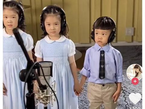 昔日阔太甘薇落魄不堪,靠3个孩子挣钱养家,如今学费都交不起?