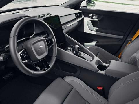 能和特斯拉Model 3竞争一下吗?吉利旗下Polestar 2纯电动轿跑车