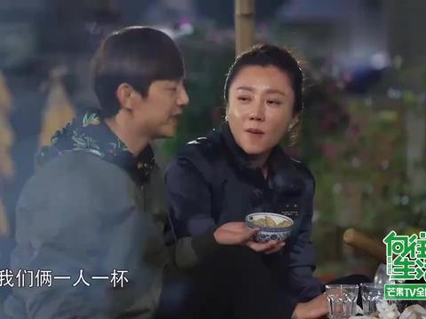 黄磊约何炅出来喝酒,何炅却点了两份珍珠奶茶,黄磊:这是什么鬼