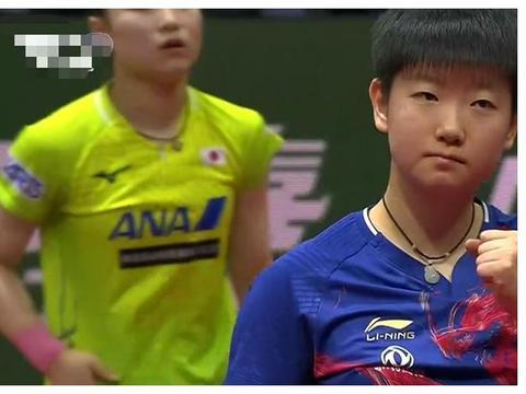 刘国梁给她个机会吧!小魔王夺双冠王公开说出心愿:我想参加奥运