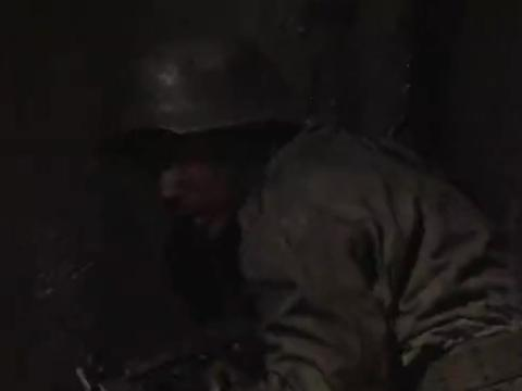 我的团长我的团:爆炸声响,龙文章他们还没反应过来,日军冲进来