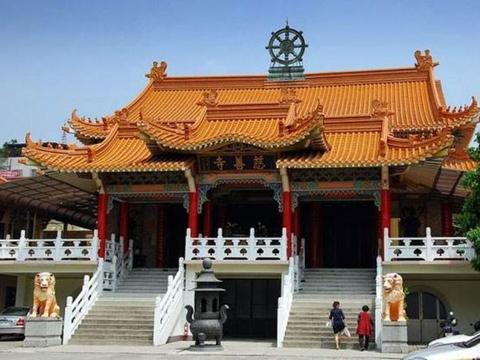 北京一座低调寺庙 ,藏有京城最大的石佛头, 顺治曾在此出家