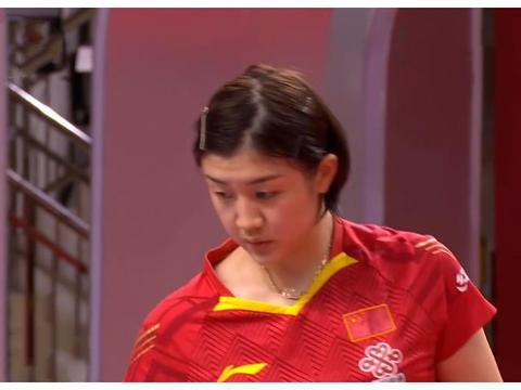 奥运模拟赛决赛对阵出炉!孙颖莎冲击三冠王,世界第一爆冷出局