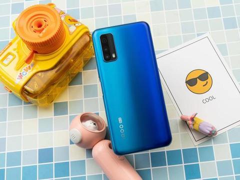 兼顾高刷新率与长续航,iQOO Z1x成入门5G手机的首选产品