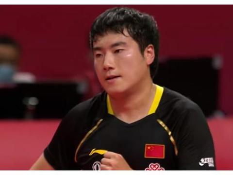 世乒赛梦魇重现!梁靖崑4-2战胜国乒世界第一进决赛,樊振东惨败