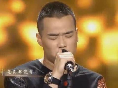 耿斯汉这首《再也没有》击败了张杰,超越了他的导师汪峰