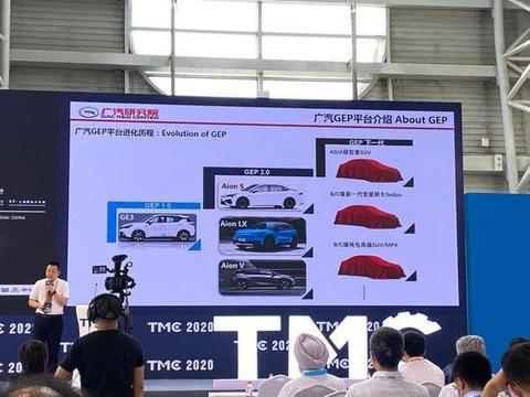 广汽新能源新车计划曝光,将推多款新车