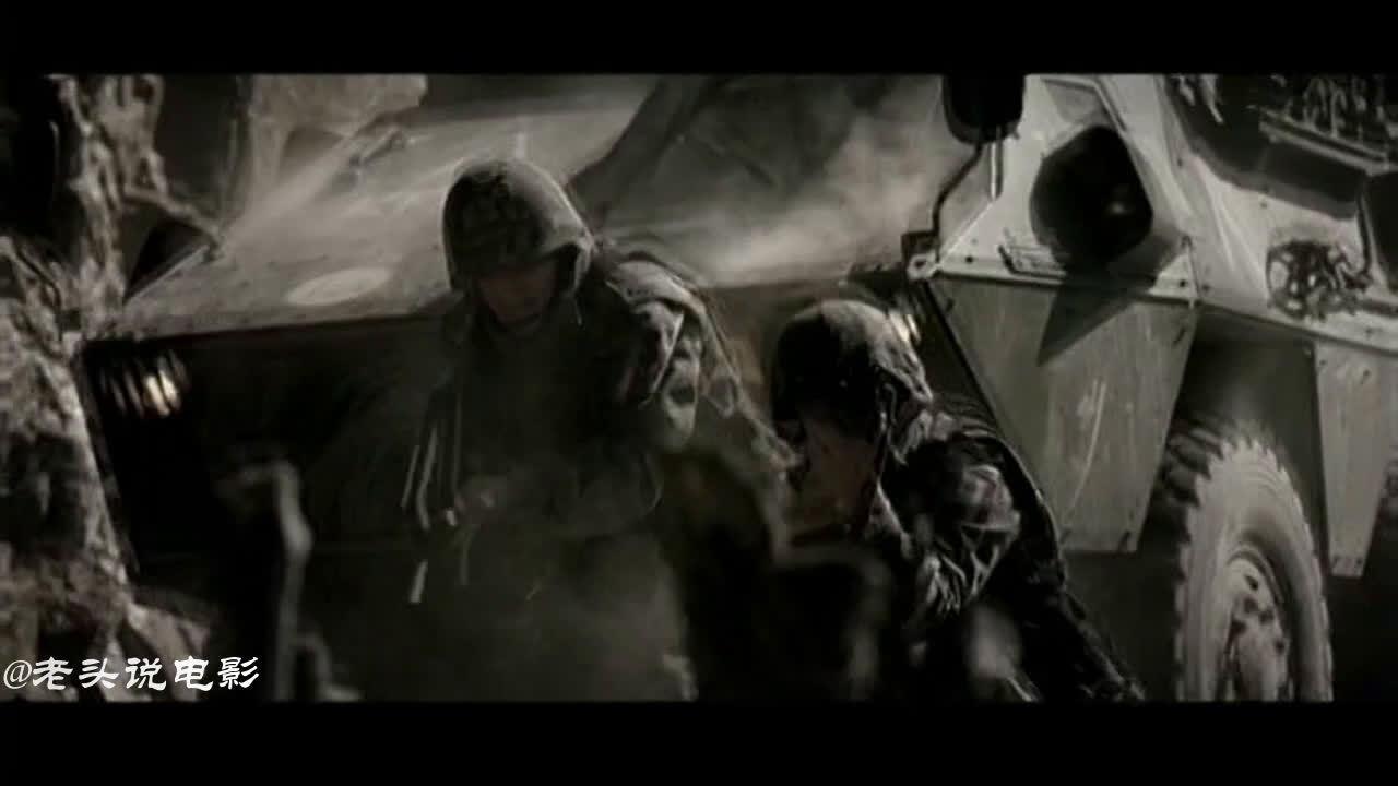 西班牙2002年的战争大片《非常战场区域》