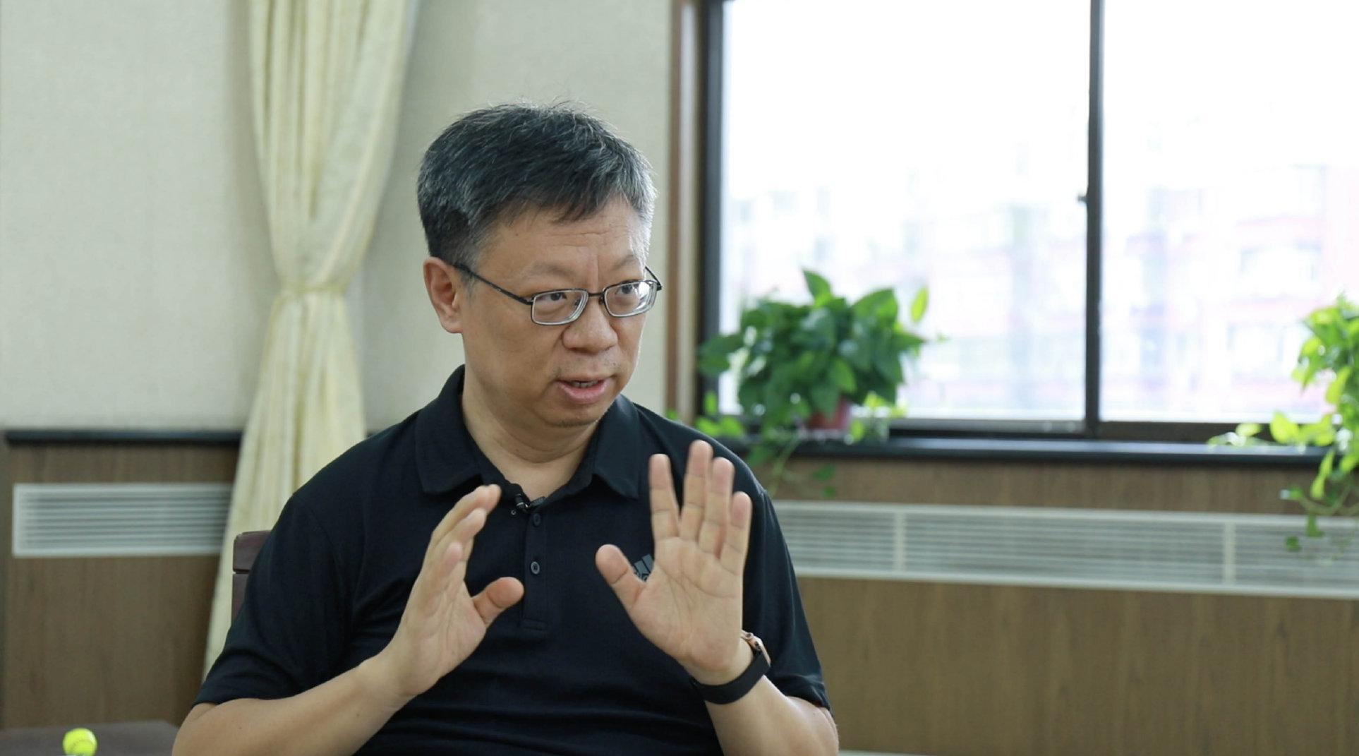 专访|北京市体育局副局长杨海滨:北京晚报百队杯不只是足球