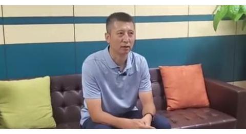 郭士强谈加盟广州队原因:被诚心打动!网友调侃:还是钱给得多吧