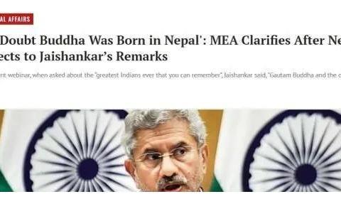 释迦牟尼出生在哪里,竟是印度和尼泊尔之间的外交问题