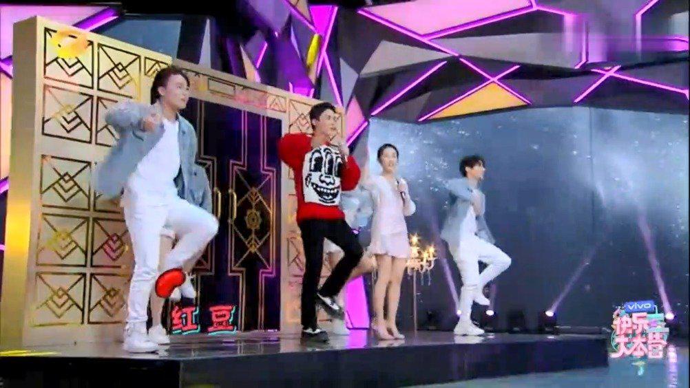吴磊和张子枫带来元气满满的《锉冰进行曲》……