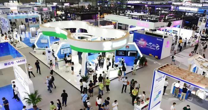 第八届中国电子信息博览会在深圳开幕 1200余家知名企业参展