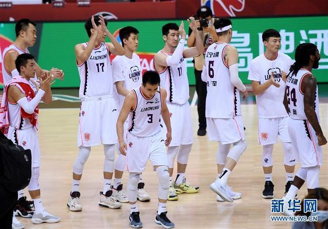 CBA总决赛第二场:辽宁本钢胜广东东莞银行
