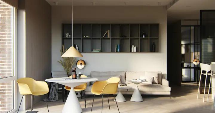 200平米的四居室,采用现代风格装修的效果如何呢?
