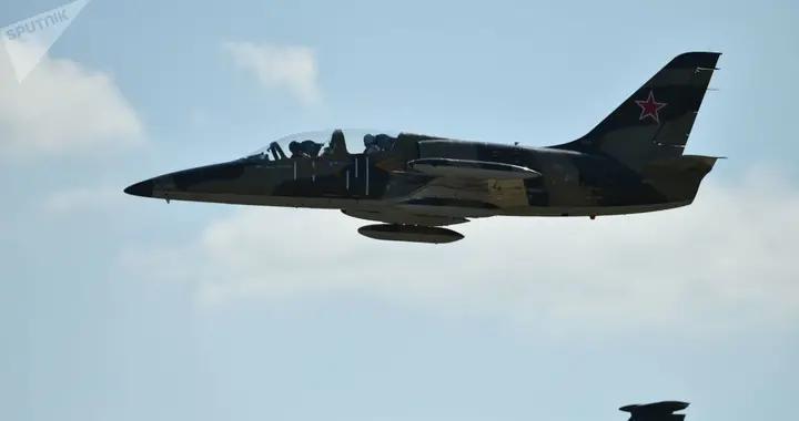 俄国防部:一架L-39教练机在克拉斯诺达尔边疆区坠毁