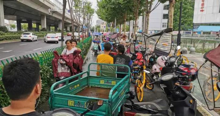 合肥街头共享单车有大变化!有图有真相