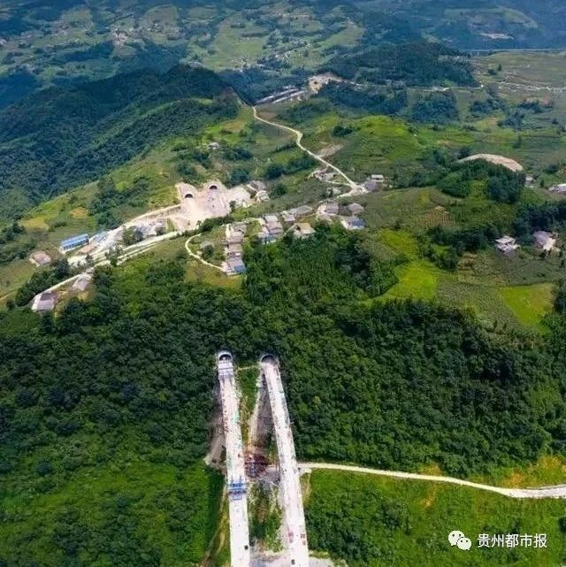 贵州将新增一条连接四川云南的高速公路,宜毕高速年底通车!