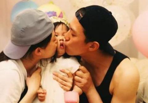 模范夫妻邓超孙俪,一双儿女名字只有一字之差,含义大不同!