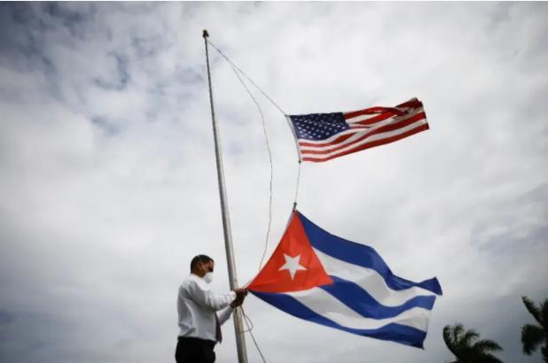 又是为了选票?美国收紧管制,宣布暂停所有飞往古巴的私人包机