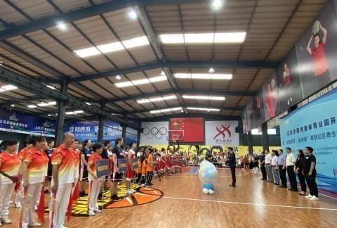 青奥体育公园:徐州新增一处体育场馆 全民健身有了新去处