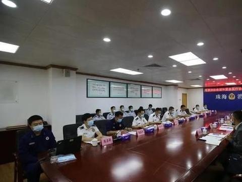 粤澳消防救援和紧急医疗协作机制研讨会在珠海召开
