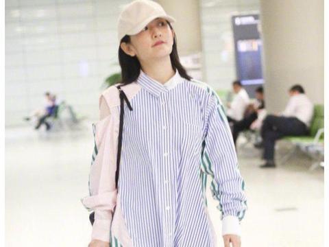 谢娜和吴昕同现机场,一个细节说明了两人衣品的差距!
