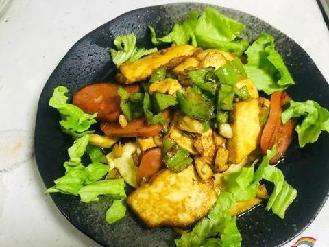 豆腐加它一起炒,鲜美软绵,越吃越香,还特别下饭