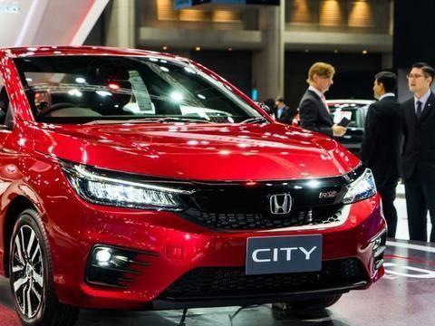 第五代本田City第四季度将在马来西亚市场正式发布