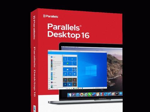 Parallels Desktop 16 for Mac 发布