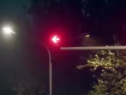 女孩半夜在路上耍酒疯,怎料被警察老爸抓个正着,女婿吓得想逃跑