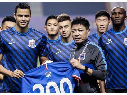 1-0,申花送苏宁赛季首败!莫雷诺中超200场里程碑奉献进球!