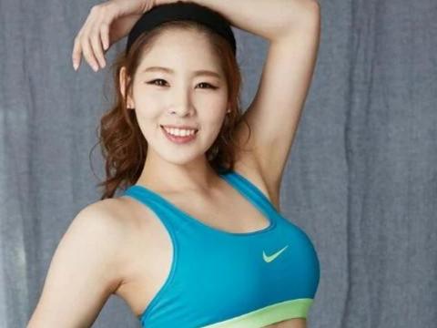 昔日韩国体坛最美女人,因发球动作爆红,如今仍单身渴望恋爱