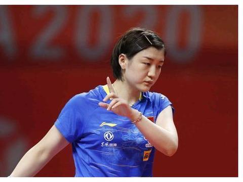 陈梦仅列第四,孙颖莎与王曼昱两人,将改变女乒格局