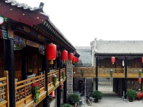 """山西""""最有背景""""的老街,人称晋中""""小京城"""",却以一院似半城"""