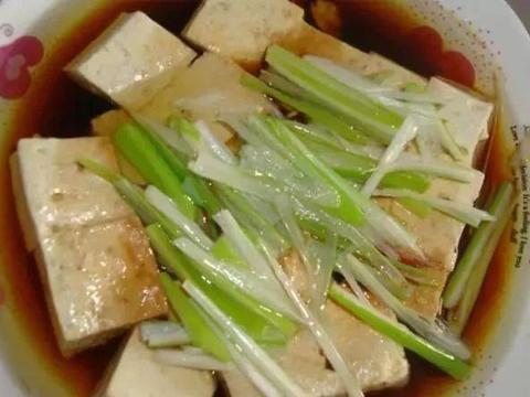 严选美食:清蒸豆腐,三鲜馅,糖醋杏鲍菇,金针菇肥牛
