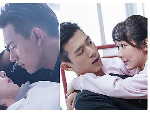 杨紫李现客串亲爱的挚爱的,婚纱照抢主角风头,新人演男二引不满