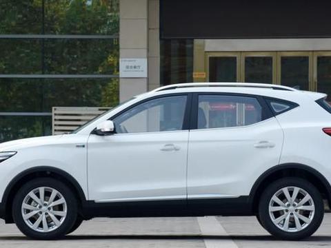 小型SUV市场再添实力派,名爵ZS内外兼修,售价7.88万元起