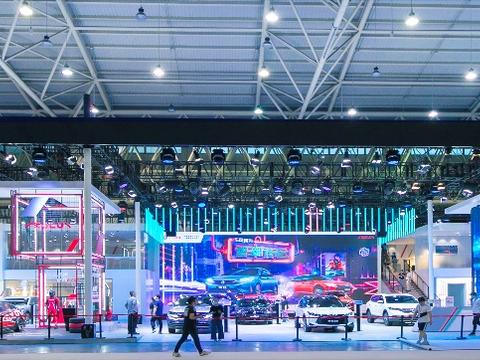 智潮之旅,炫动江城 东风风神焕新亮相2020华中国际车展