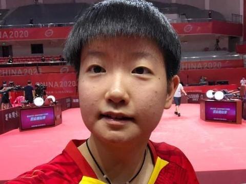 国际奥委会看好孙颖莎!明年她真有机会,小将强势给刘国梁出难题