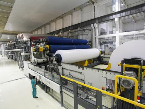 晨鸣纸业:整体盈利能力和综合竞争力进一步增强