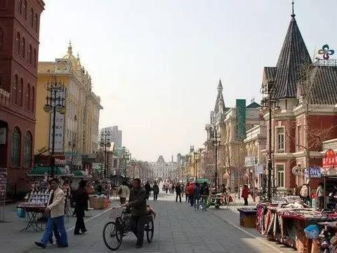 大连最受游客欢迎的风情街,距今已有百年历史