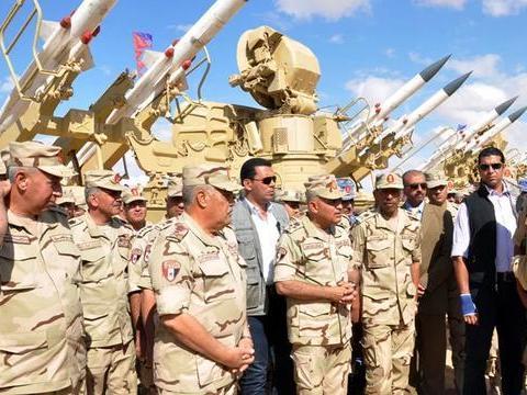 埃及虚张声势不敢出兵?该出手时就出手,打击土耳其总统侵略雄心
