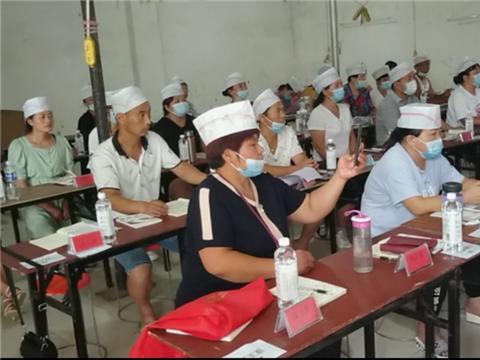 助脱贫,促就业:濮阳范县面点制作技能培训送到家门口