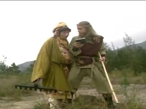唐僧被雪妖冰冻抓走,其实她是二郞神的小姨,孙悟空闻不到她妖味